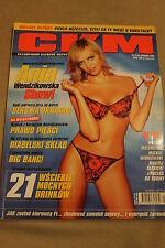"CKM 4/2003 Dariusz ""Tiger"" Michalczewski, Angela Little, Massive Attack"