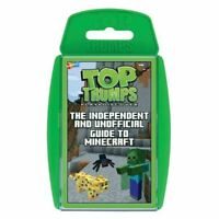 Top Trumps Minecraft - New