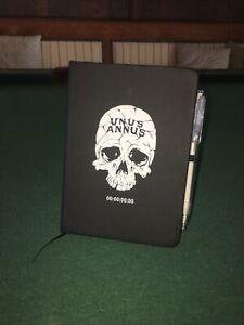 Unas Annus 1/5000 End Journal