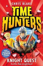 Knight Quest (Time Hunters, Book 2),Chris Blake