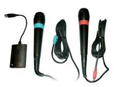 Micro / Microphones / Microfoons PS3 pour Singstar avec fil playstation 3 4729