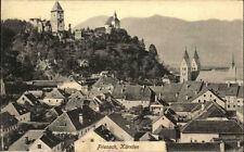 Friesach Österreich Kärnten AK ~1900/10 Burgruine Petersberg Burg Ruine Kirche