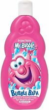Mr. Bubble Liquid Bubble Bath, Original 16 oz (Pack of 9)