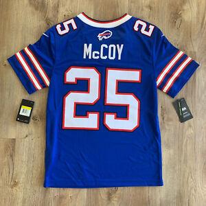 Nike Buffalo Bills LeSean McCoy Limited Jersey Sz S 850889-421 Blue Royal $150