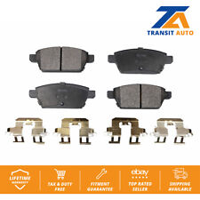 Rear TEC Ceramic Brake Pads Fits Ford Fusion Lincoln Mkz Mercury Milan Zephyr