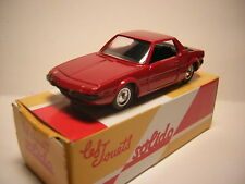 1/43 Fiat X 1/9 1975  Solido