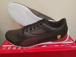 Puma Ferrari Drift Cat 7S Ultra Mens Black Motorsport shoes Sz 12