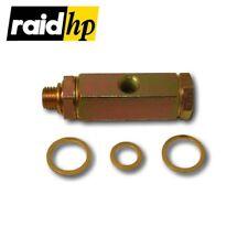 raid hp T-/Y-Gewindeadapter M14 x 1,5 - Adapter für Öldruck-Geber 1/8'' 27-npt