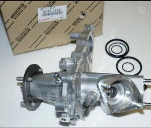 Genuine Toyota Supra Water Pump 2JZ-GTE 2JZGTE 16100-49847 JZA80 1993-1998 OEM