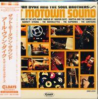 EARL VAN DYKE & THE SOUL...-THAT MOTOWN SOUND-JAPAN MINI LP CD BONUS TRACK C94