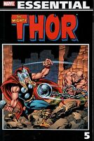 Marvel Essential Thor Volume 5 TPB new unread