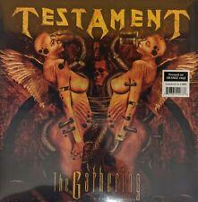 Testament - The Gathering LP NEW Ltd Orange Vinyl