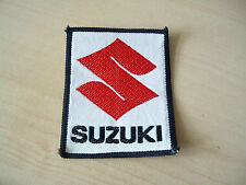 FACTORY SUZUKI HERON RG500 SHEENE 70's 80's EMBLEM REPLICA SEW ON IRON PATCH