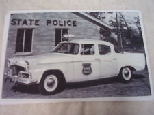 1956 STUDEBAKER COMMANDER STATE POLICE CAR  11 X 17  PHOTO  PICTURE