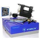STEALTH BOX SET Aluminum Rotary Tattoo Machine Liner Shader Supply Clip Cord
