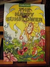 C. Cevo THE HAPPY SUNFLOWER quaderno operativo d'inglese con disegni da colorare