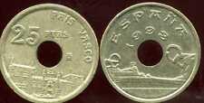 ESPAGNE 25 pesetas 1993