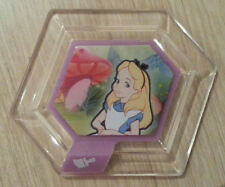 Rare Series 1 Disney Infinity Power Disc #13 Alice in Wonderland Tulgey Wood Sky