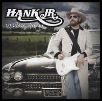 HANK WILLIAMS JR - 127 ROSE AVENUE CD ~ COUNTRY *NEW*