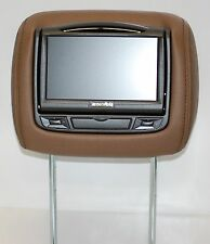 NEW Jeep Wrangler Unlimited Dual DVD Headrest Video Players Monitors