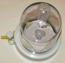 Bell in vacuum jar sound physics demonstration demo water boil air pressure New