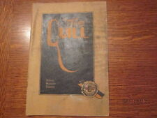 Nov. 1923 Des Moines East High Quill Junior Monthly Publication- Special Buy!!