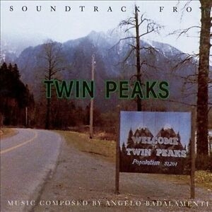 Twin Peaks - Original Television Soundtrack - Angelo Badalamenti - CD