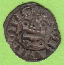 Crusaders Athens Denier 1294-1308 Theben nice leipzig