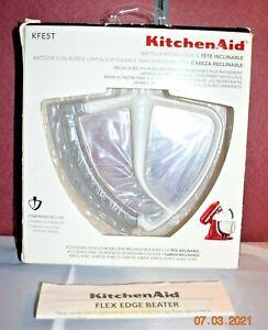 Brand New In Pkg KitchenAid KFE5T Tilt-Head Flex Edge Beater