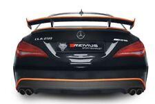 Duplex Stainless Steel Racing Sport Exhaust Mercedes-Benz CLA 250 4-matic) AB