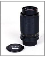 EX Rollei Zeiss Tele-Tessar 135mm f/4 HFT Lens Rolleiflex Contax Very Clean