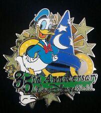 Walt Disney World  35th Anniversary Donald Duck  Pin