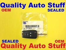 Genuine 2012 - 2017 Chevrolet Sonic Switchblade Remote Flip Key 13579216 OEM NEW