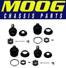 Ford F-350 Super Duty 4x4 4WD Upper & Lower Ball Joint KIT Moog K8607T / K80026