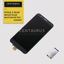 LCD Display Touch Screen Digitizer For LG Stylo 3 Plus MP450 M470F PH3 Gray US