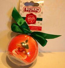 Blokko Christmas Tree Ornament