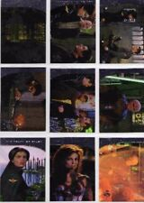 BABYLON 5 SEASON 5  RIVER OF SOULS CARDS 9 CARD SET R1 TO R9