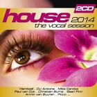 Various - House: The Vocal Session 2014 - CD //2