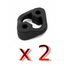 2 x bmw e36 Compact 316 318 ti z3 1.8 1.9 2.0 2.8 tubo de escape goma soporte silenciador