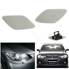 2Car Headlight Washer Cover Cap Lamp Front For BMW E92 Coupe E93 328i 335i 07-10