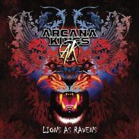 Arcana Kings  -  Lions As Ravens  (CD,  2019)