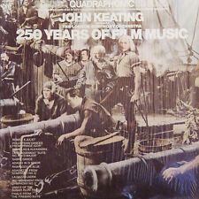 JOHN KEATING 250 Years Of Film Music US Press Columbia Quadra CQ 32381 1973 LP