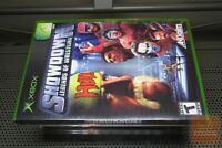 Showdown: Legends of Wrestling (Xbox 2004) FACTORY SEALED! - RARE!