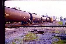Original Slide Illinois Central EMD SD40-2 Diesel Engine #6119 (1992) CC#450