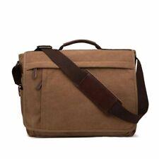 Canvas Laptop Shoulder Bag For For Macbook Air Pro 13 Notebook Bag For Hp Dell