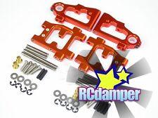 ALUMINUM FRONT & REAR LOWER ARM OR TAMIYA 1/10 TT01D TT01R TYPE E TT 01 01D 01R
