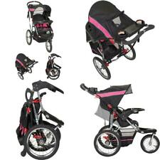 New ListingBaby Trend Expedition Jogging Stroller, Bubble Gum