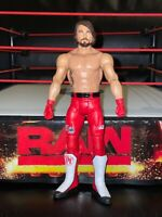 AJ Styles - Basic Series - WWE Mattel Wrestling figure