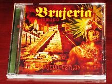 Brujeria: Pocho Aztlan CD 2016 Nuclear Blast Entertainment USA NB 3444-2 NEW
