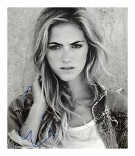 EMILY WICKERSHAM AUTOGRAPHED SIGNED A4 PP POSTER PHOTO